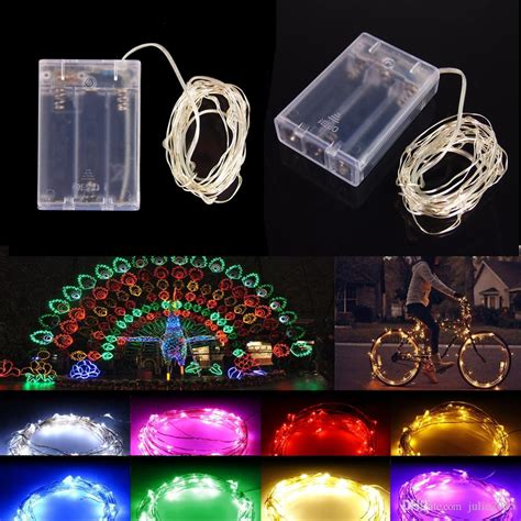 wholesale led string light 4m 40leds waterproof mini fairy