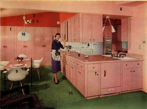 50s kitchen ideas 1950s kitchen style kitchen design ideas