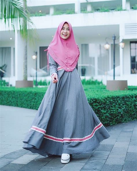fashion hijab syar  remaja tutorial hijab terbaru
