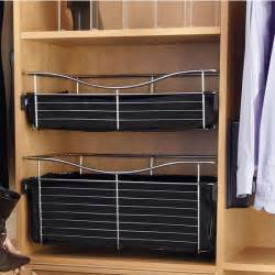 Wire Drawers For Kitchen Cabinets by 1000 Ideas About Deep Closet On Pinterest Small Closets