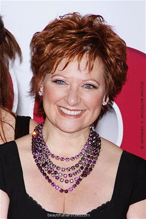 Red Hair For Over 50 | 13 fabulous short hairstyles for women over 50 pretty
