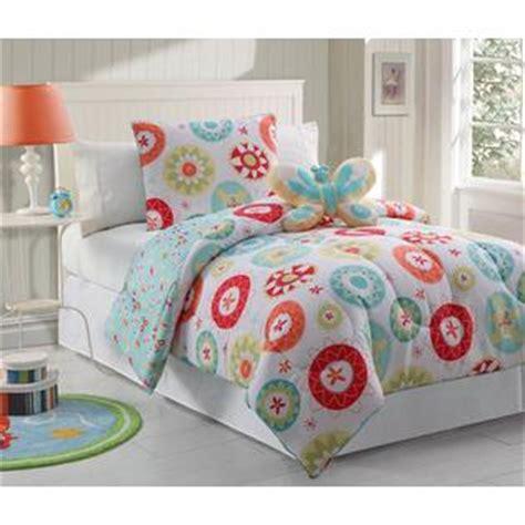 twin butterfly comforter set furry friends butterfly flower 3 piece twin comforter set