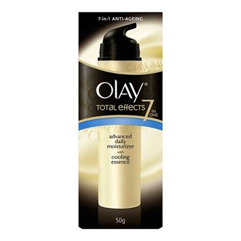 Olay Total Effects Daily Moisturizer olay total effects advanced moisturizer