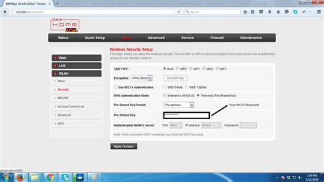 how to change pldt home dsl router wifi password 2017