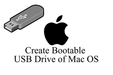 how to create bootable usb drive of mac os in windows pc