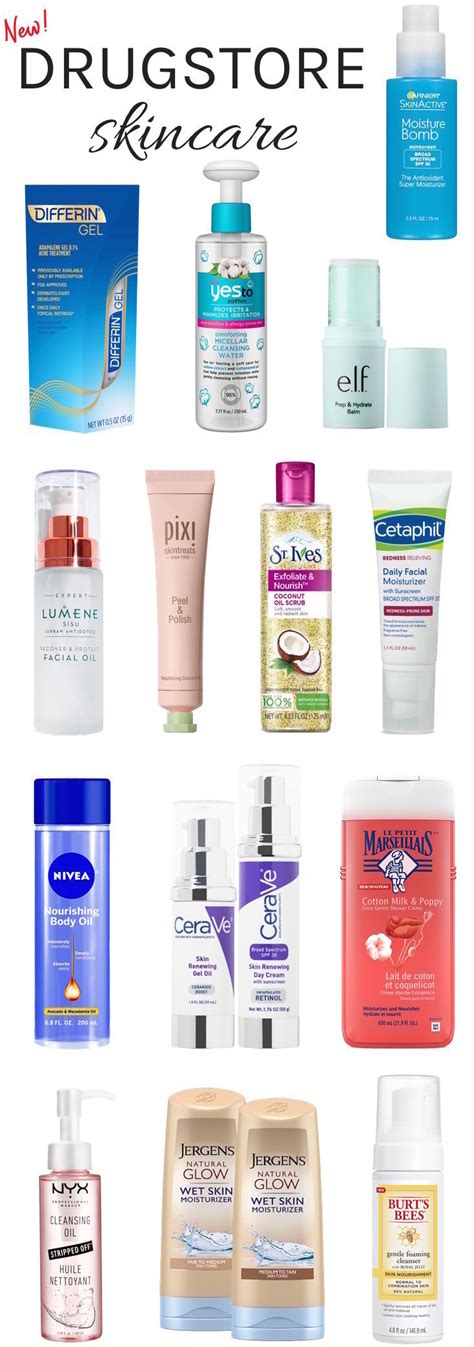 14 best drugstore conditioners beauty tips product 20 new drugstore skincare saviors you need to check out