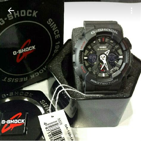 G Shock Black Box Exclusive casio g shock bull limited edition casio g shock brand new in box model ga 120 1a