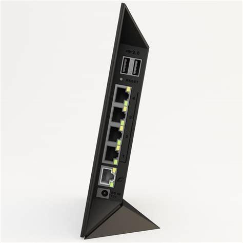 Asus Rt N56u By Dextmall asus wireless router rt n56u 3d model