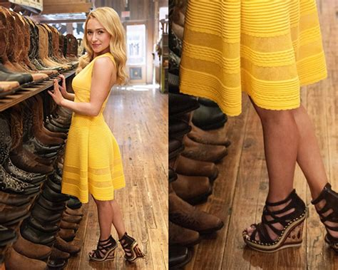 Tosca Vneck Dress By Agneselle hayden panettiere wearing m missoni v neck dress and