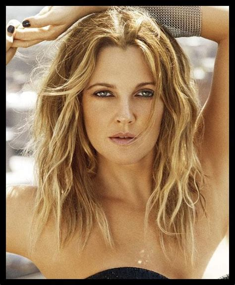 Drew Barrymoores Hair by Drew Barrymore Hair Color For E M Mon Style