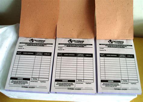 jaya print cetak nota rangkap murah di semarang