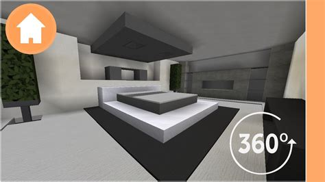 minecraft bedroom designs  degree minecraft youtube