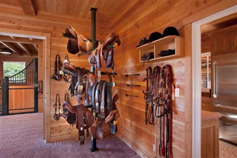tack room inc stable style 8 tack rooms to inspire horses heels