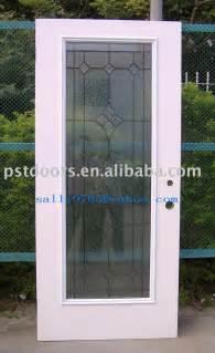 Metal Exterior Doors With Glass Exterior Glass Door Metal Door Panel Lite Glass