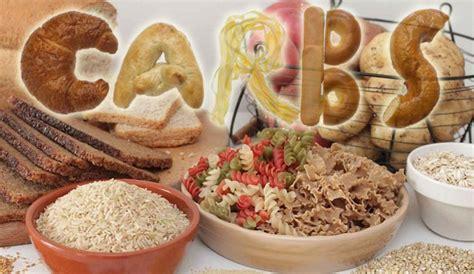 alimentos ricos en carbohidratos alimentos ricos en carbohidratos