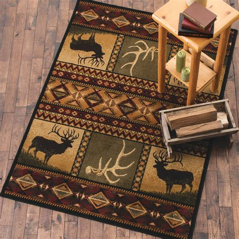 elk rugs for sale camouflage area rugs elk mountain rug collection camo trading
