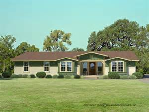View the hacienda floor plan for a 2338 sq ft palm harbor manufactured