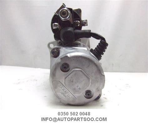 Garpu Bendix Stater Hino Ranger 0350 502 0048 Starter Motor For Hino Ranger 28100 2064