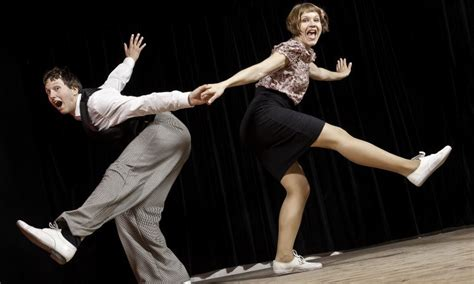 swing lindy hop what is lindy hop and why is everyone in with it
