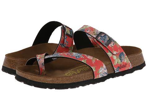 tabora birkenstock sandals birkenstock tabora by papillio shoes shipped