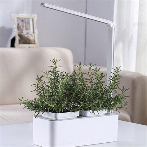 grow lights for indoor herb garden indoor hydroponics smart herb garden kit by savvygrow