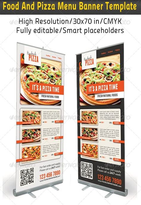 food banner template best billboard and signage template 56pixels