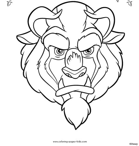 The Beast Coloring Pages and the beast coloring pages coloring pages for