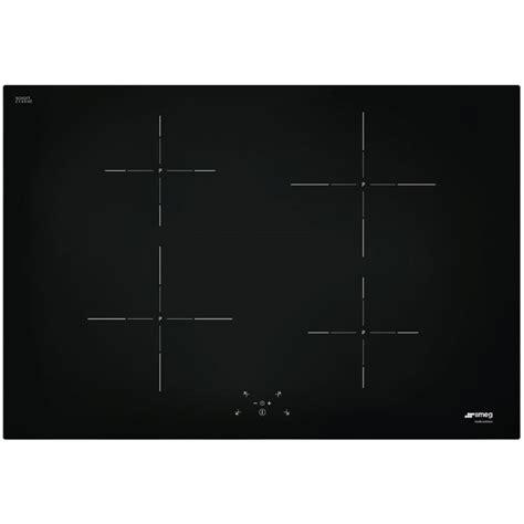 piano cottura smeg induzione smeg piano cottura a induzione si5741d 75 cm