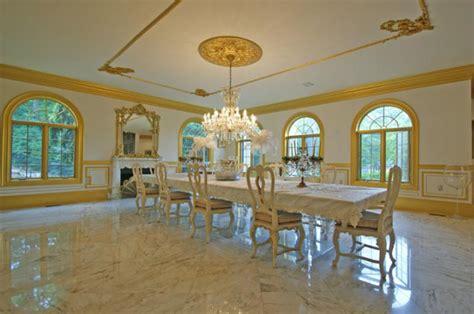 Mediterranean Style Mansion in Florham Park   Homes of the