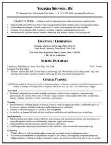 graduate lpn resume 1 - Lpn Resume Example