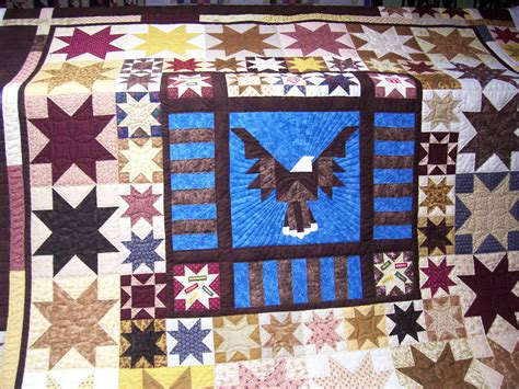 quilt pattern eagle doris eagle scout quilt for her grandson
