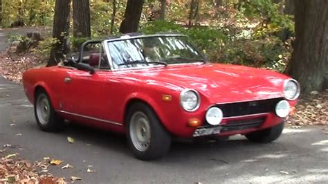 fiat spider 1979 fiat spider 2000 for sale