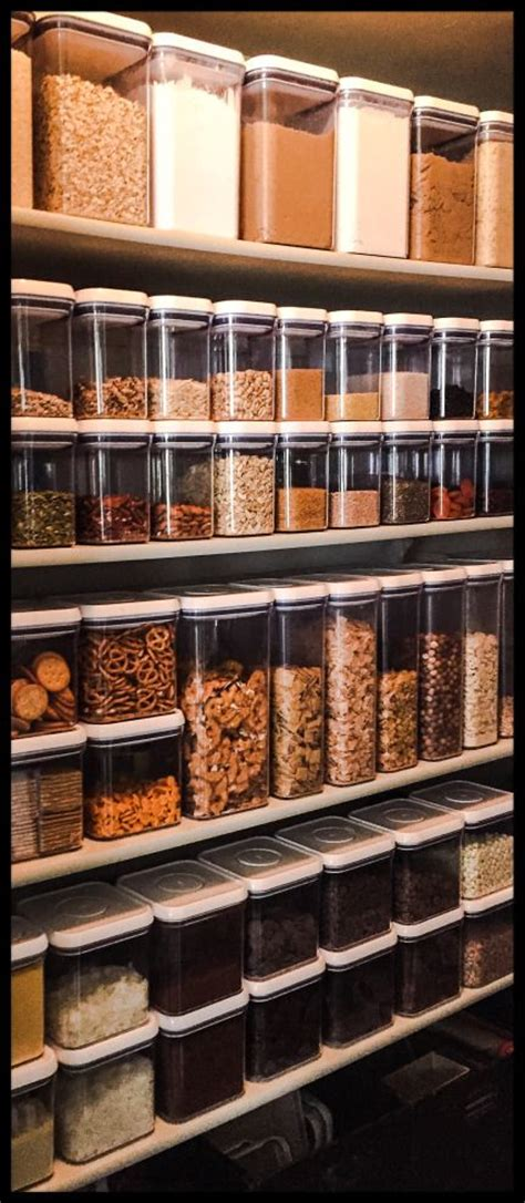 Kitchen Pantry Organization Containers Best 25 Kitchen Storage Ideas On