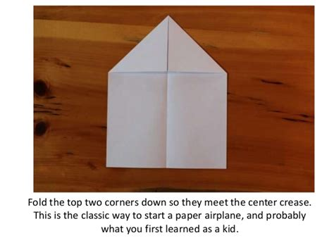 How To Make A Paper The Easy Way - how to make best paper airplanes easy way