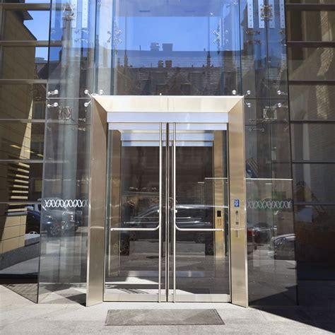 front door vestibule glass vestibule door openings and framed door portal