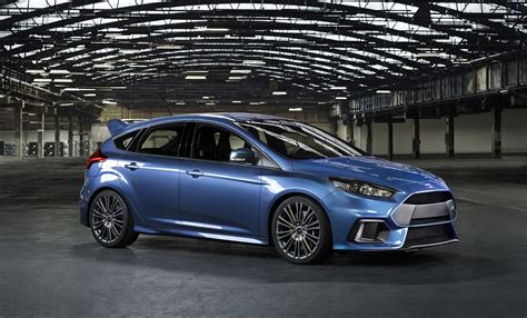 future ford ken block rode la future ford focus rs