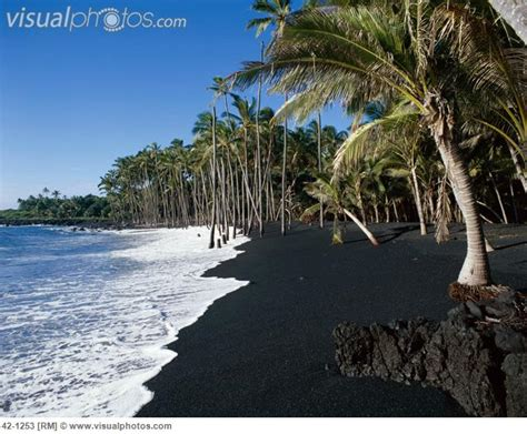 black sand beach big island hi oh the places we have kaimu black sand beach kalapana hawaii hawaii