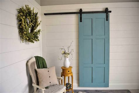 Barn Door Closet Doors A Great Style Closet Ideas Barn Door Style Closet Doors