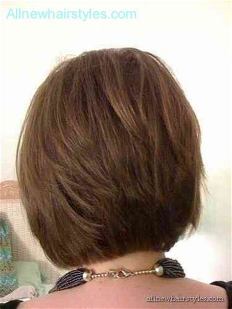who should get inverted stack hair style back view of inverted bob haircut allnewhairstyles com