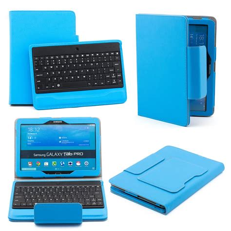 Galaxy Tab Note 4 supernight bluetooth keyboard cover for samsung galaxy tab 4 10 1 note ebay