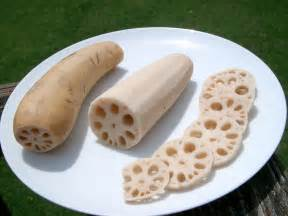Lotus Vegetable The Vegan Home Chef Lotus Part I Baked Lotus Root In A