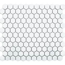Hexagon Vinyl Flooring by Hexagon Stowed