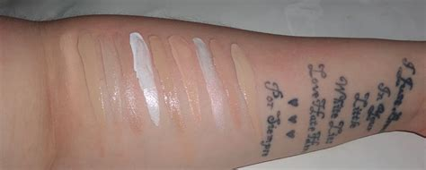 Iope Cc 01 Clear Beige hime bb and cc swatches on mac nw15 skin