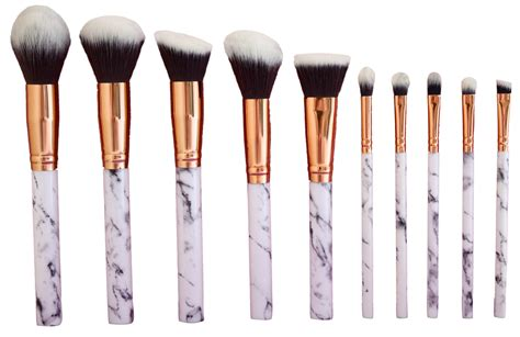 makeup brushes marble makeup brush set marble eyeshadow