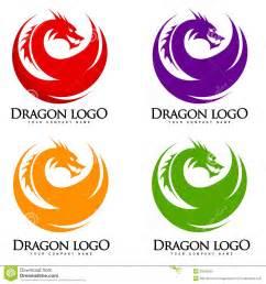dragon logo stock photo image 36905630