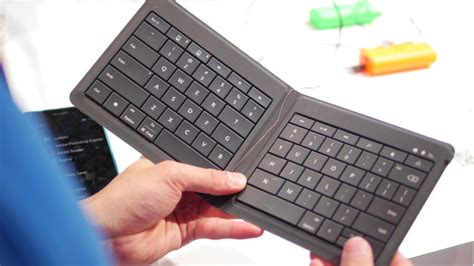Microsoft Universal Foldable Keyboard microsoft universal foldable keyboard details and pricing