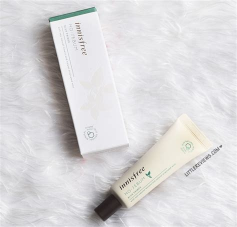 Harga Innisfree No Sebum Primer innisfree no sebum blur primer review reviews