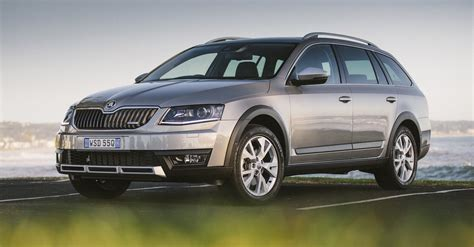 Scout Auto by All New Skoda Octavia Scout Html Autos Post