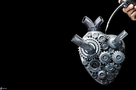 imagenes de corazones mecanicos coraz 243 n mec 225 nico