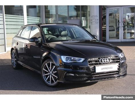 Audi A3 1 8 T 180ps by Used 2014 Audi A3 Sportback 1 8 T Fsi S Line Quattro S